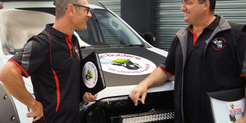 ONE OF THE FIRST AND MOST EXPERIENCED BIN CLEANING COMPANIES IN VICTORIA